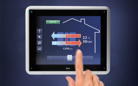 HMI application